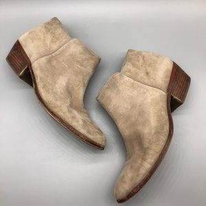 "Sam Edelman ""petty"" Chelsea boot booties"